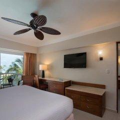 Отель Occidental Caribe - All Inclusive 3* Люкс Премиум с различными типами кроватей фото 2