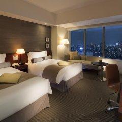 Отель The Strings By Intercontinental Tokyo 5* Стандартный номер фото 4