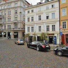 Отель Hastal Gallery Прага парковка