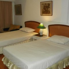 Orchid Hotel and Spa 3* Стандартный номер с двуспальной кроватью фото 3