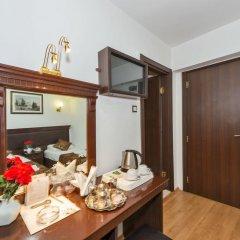Kuran Hotel International 3* Люкс с различными типами кроватей фото 5