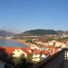 Апартаменты Studios Dragana балкон