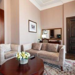 Отель Амбассадор 4* Представительский люкс с различными типами кроватей фото 5