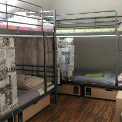 Хостел Кислород O2 Home Кровать в общем номере фото 28