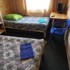 База Отдыха Сказка Стандартный номер с различными типами кроватей