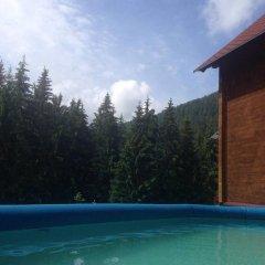 Гостиница Cottages Sim Vitriv бассейн фото 2