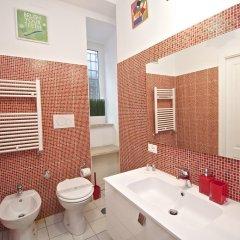 Отель Flaminio Butterfly House Италия, Рим - отзывы, цены и фото номеров - забронировать отель Flaminio Butterfly House онлайн ванная фото 2