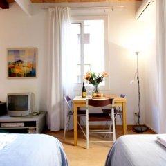 Отель Barceloneta Studios Барселона в номере фото 2