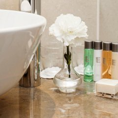 Отель Elite Stadshotellet Luleå ванная