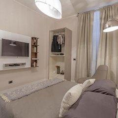 Отель St. George's Vatican Suites Номер Делюкс с различными типами кроватей фото 5