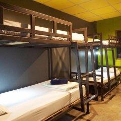 B&B House & Hostel Кровать в женском общем номере с двухъярусной кроватью фото 4