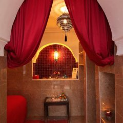 Отель Riad Zehar 3* Стандартный номер с различными типами кроватей фото 12