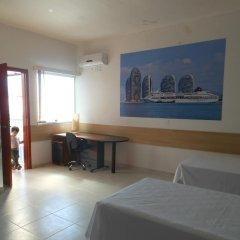 Отель Pousada Dubai удобства в номере фото 2