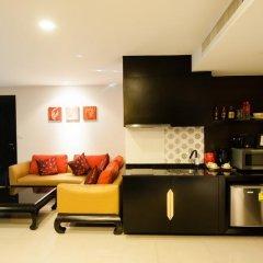 Royal Thai Pavilion Hotel 4* Семейный люкс с 2 отдельными кроватями фото 8
