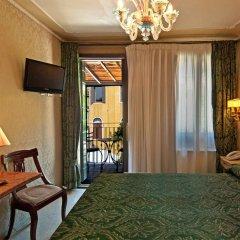 Отель Albergo Bel Sito e Berlino 3* Стандартный номер с различными типами кроватей фото 9