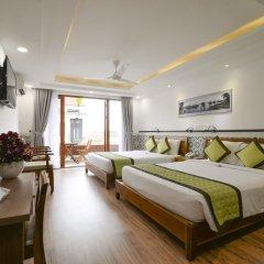 Отель Green Heaven Hoi An Resort & Spa 4* Номер Делюкс