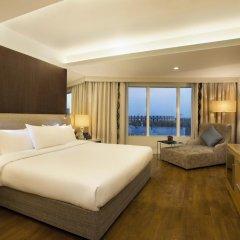 Отель Hilton Capital Grand Abu Dhabi 5* Люкс повышенной комфортности с различными типами кроватей