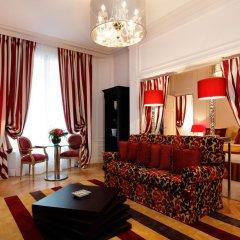 Majestic Hotel - Spa Paris 5* Номер Делюкс с различными типами кроватей фото 5