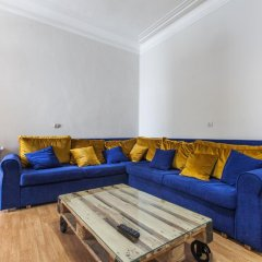 Отель Sweet Home at Rustaveli Avenue Апартаменты с различными типами кроватей фото 24