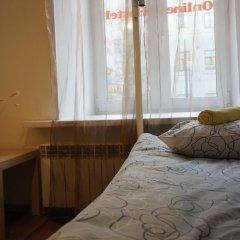 Хостел Online Кровать в общем номере с двухъярусной кроватью фото 22