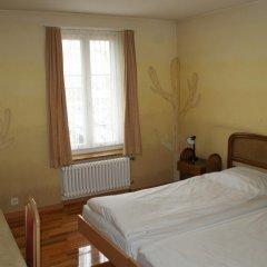 Hotel Limmathof 2* Стандартный номер с двуспальной кроватью фото 4