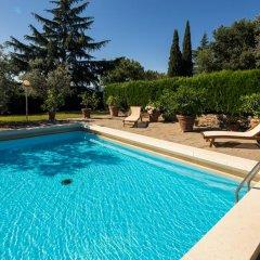 Отель Podere Poggio Mendico Ареццо бассейн фото 2