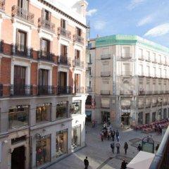 Отель Felipe VI Испания, Мадрид - отзывы, цены и фото номеров - забронировать отель Felipe VI онлайн балкон