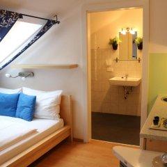 Отель Ante Portas Зальцбург ванная фото 2