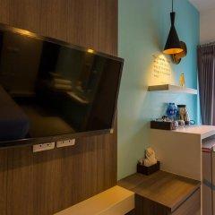 Отель The Journey Patong 3* Стандартный номер с различными типами кроватей фото 11