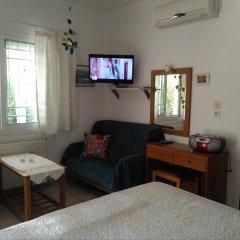 Апартаменты Anthos Apartments удобства в номере