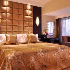 Shanghai Grand Trustel Purple Mountain Hotel 5* Представительский люкс с различными типами кроватей фото 2