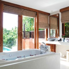 Отель Korsiri Villas 4* Вилла Премиум с различными типами кроватей фото 32