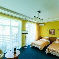 Гостиница Сафари комната для гостей фото 8