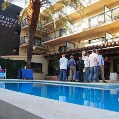 Adia Hotel Cunit Playa бассейн фото 3