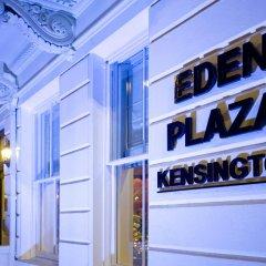 Eden Plaza Kensington Hotel 3* Стандартный номер с различными типами кроватей фото 2