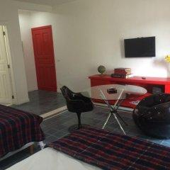 Отель Casa Bruselas 2* Номер Делюкс с различными типами кроватей фото 3