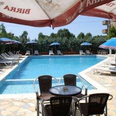 Hotel Onufri Голем бассейн фото 2