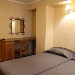Гостиница Карина Стандартный номер с разными типами кроватей фото 3