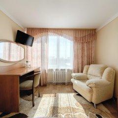 Гостиница «Барнаул» 3* Стандартный номер с различными типами кроватей фото 2