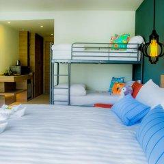 Отель MAI HOUSE Patong Hill 5* Стандартный номер с различными типами кроватей фото 5