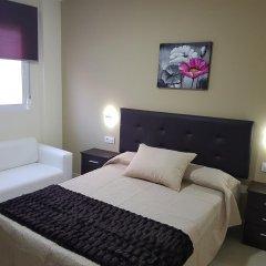 Отель Hostal Málaga комната для гостей фото 5