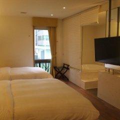 Grammos Hotel 3* Номер Делюкс с различными типами кроватей фото 2