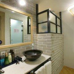 Отель Yaja Jongno Южная Корея, Сеул - отзывы, цены и фото номеров - забронировать отель Yaja Jongno онлайн ванная фото 2
