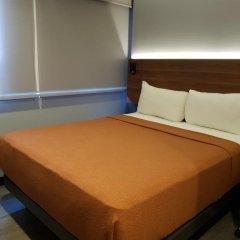 Hotel MX aeropuerto 3* Стандартный номер с различными типами кроватей фото 2
