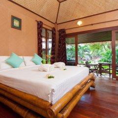 Отель Palm Leaf Resort Koh Tao 3* Бунгало Делюкс с различными типами кроватей фото 10