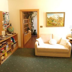 Апартаменты Apartments Residence Montana Разен-Антхольц комната для гостей