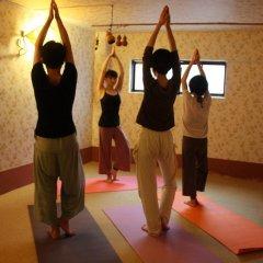 Отель Kiya Ryokan Япония, Мисаса - отзывы, цены и фото номеров - забронировать отель Kiya Ryokan онлайн фитнесс-зал фото 3