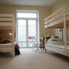 Гостиница Localhostel Кровать в общем номере с двухъярусной кроватью фото 10