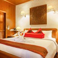 Отель Tropica Bungalow Resort 3* Улучшенное бунгало с различными типами кроватей фото 20