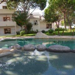 Отель Jardins da Falesia бассейн